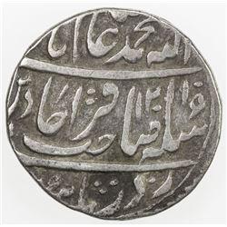 AWADH: AR rupee (10.96g), Asafabad Bareli, AH1210 year 39. VF