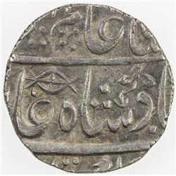 AWADH: AR rupee (10.94g), Itawa, year 33. EF