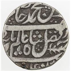 AWADH: AR rupee (11.03g), Kora, AH(119)4 year 20. F-VF