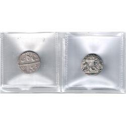 BARODA: Anand Rao, 1800-1819, AR rupee