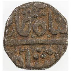 INDORE: AE paisa (18.01g), Maheshwar, AH1202. VF