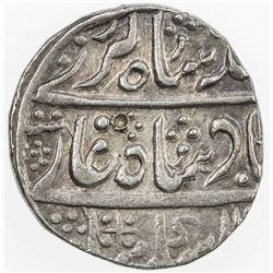 JAIPUR: AR rupee (11.27g), Sawai Jaipur, year 5. EF