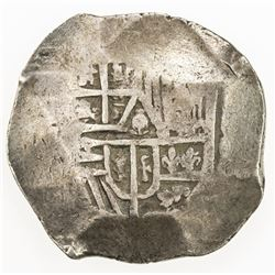 MEXICO: Felipe IV, 1621-1665, AR 8 reales (25.27g), DM(1621-67). F-VF