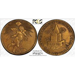 MEXICO: Republic, 1/4 real, 1825