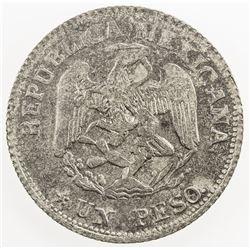 MEXICO: Revolutionary Issue, AR peso, Guerrero, 1914. AU