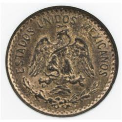 MEXICO: Estados Unidos, AE centavo, 1905-Mo