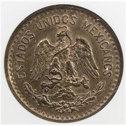 MEXICO: Estados Unidos, AE centavo, 1910. NGC MS64