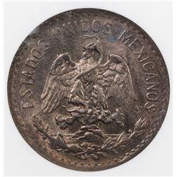 MEXICO: Estados Unidos, AE 2 centavos, 1920-Mo