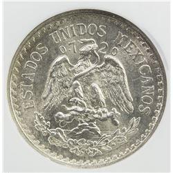 MEXICO: Estados Unidos, AR 10 centavos, 1925