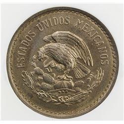 MEXICO: Estados Unidos, 10 centavos, 1937-Mo