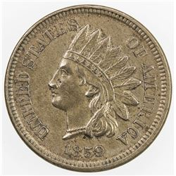 UNITED STATES: 1 cent, 1859