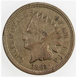 UNITED STATES: 1 cent, 1861