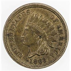 UNITED STATES: 1 cent, 1863