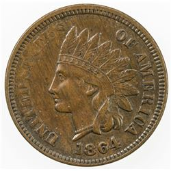 UNITED STATES: 1 cent, 1864