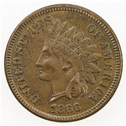 UNITED STATES: 1 cent, 1866