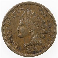 UNITED STATES: 1 cent, 1874