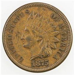 UNITED STATES: 1 cent, 1875