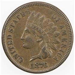 UNITED STATES: 1 cent, 1876