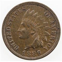 UNITED STATES: 1 cent, 1886