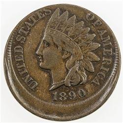 UNITED STATES: 1 cent, 1890