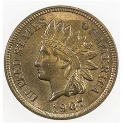 UNITED STATES: 1 cent, 1907