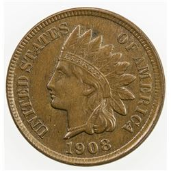 UNITED STATES: 1 cent, 1908
