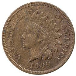 UNITED STATES: 1 cent, 1909