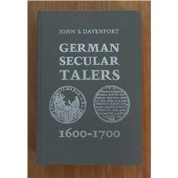 Davenport, John S. German Secular Talers, 1600-1700
