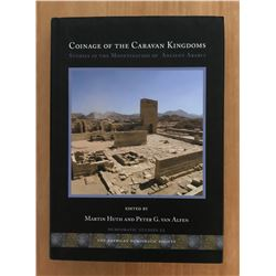 Huth, Martin and Peter G. van Alfen (editors). Coinage of the Caravan Kingdoms: Studies in the Monet