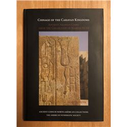 Huth, Martin. Coinage of the Caravan Kingdoms: Ancient Arabian Coins from the Collection of Martin H