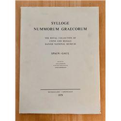 Jenkins, G.K. & Kromann, Anne. Sylloge Nummorum Graecorum: Spain - Gaul