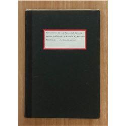 Llanso, Antonio Garcia. Coleccion de Enrique A. Ramsden: Numismatica de los paises del Extremo Orien