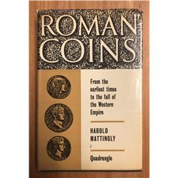 Mattingly, Harold. Roman Coins from the Earliest Times to the Fall of the Wester
