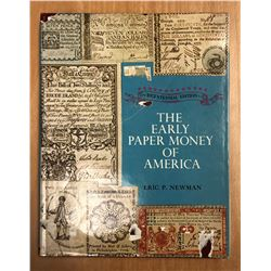 Newman, Eric P., The Early Paper Money of America