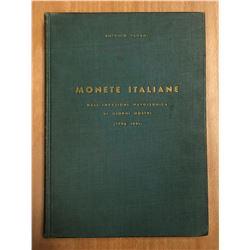 Pagani, Antonio. Monete Italiane - Dall'invasione napoleonica ai giorni nostri 1796-1961