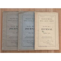 Royal Asiatic Society. Journals
