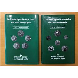 Spengler, William F. and Wayne G. Sayles. Turkoman Figural Bronze Coins and their Iconography: Volum