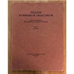 Troxell, Hyla A. Sylloge Nummorum Graecorum: Part 2, Lucania