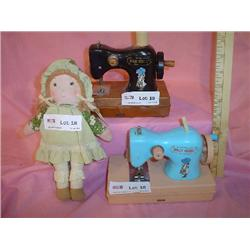 Holly Hobbie Sewing Machines MT