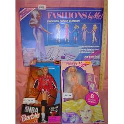 Peaches Pretty Sandi & Barbie & Fashion