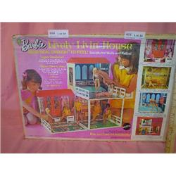 Barbie Lively Livin House  Mattel 1969
