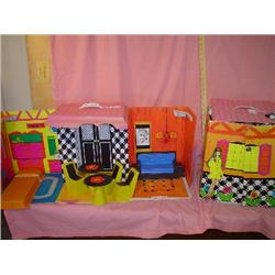 Barbie Family House & Barbie House