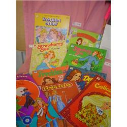 Assorted Paper Doll Books  Like New