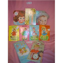 Assorted Doll Books in  Miles City MT