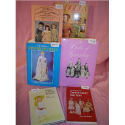 6 Doll Books History Antique Houses
