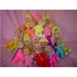 19 Mattel Beanie Babies & Copies