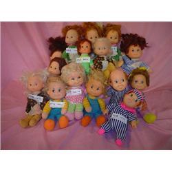 Mattel Hasbro Dolls Choo Choo Charlie