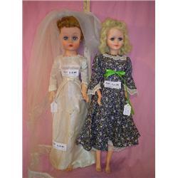 Dolls Kaysan Teen 1961 1960s Bride
