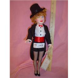 Lucille Ball Lucy Doll 1985 by EffanBee