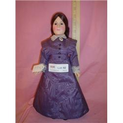 Susan B Anthony Doll by EffanBee's